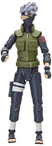 """Bandai Tamashii Nations Hatake Kakashi """"Naruto Shippuden"""" Action Figure"""
