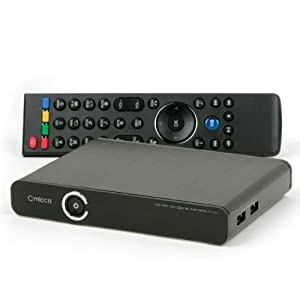 Micca EP100 1080P Full-HD Digital Media Player with 7.1 HD-Audio and Fast LAN Network Streaming (Realtek 1185)
