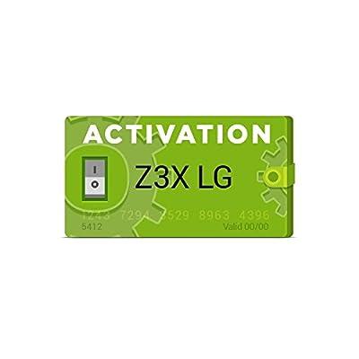 Z3X LG Activation - repair, unfreeze, unlock, flashing and repair IMEI, NVM, camera, network, etc.