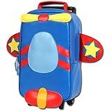 Stephen Joseph Little Boys' Rolling Backpack