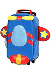 Stephen Joseph Little Boys' Rolling Backpack