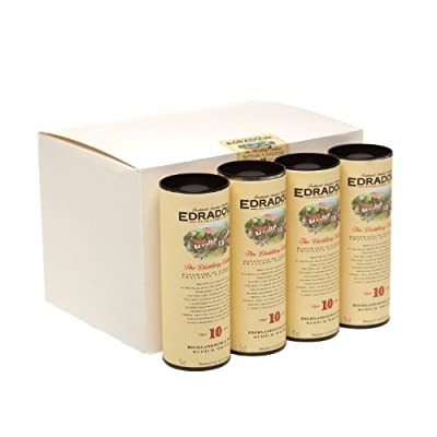 Edradour 10 year old Single Malt Scotch Whisky 5cl Miniature - 12 Pack by Edradour