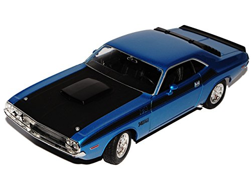 dodge-challenger-t-a-coupe-blau-1-generation-1969-1974-1-24-welly-modell-auto