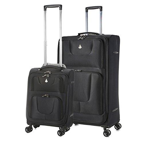 aerolite-super-lightweight-8-wheel-spinner-luggage-suitcase-travel-trolley-cases-21-29-black