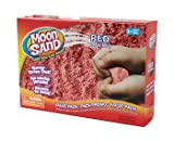 Moon Sand; Rocket Red; 5 Lb Box; no. DS-130303