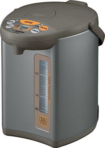 Buy Zojirushi CD-WBC30-TS Micom 3-Liter Water Boiler and Warmer, Silver Brown