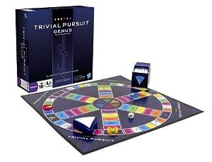 Hasbro 16762105 - Trivial Pursuit Genus Edicion Master, juegos de adultos