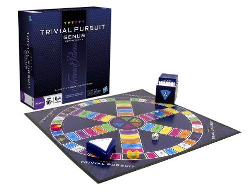 Hasbro - Trivial Pursuit Genus Edicion Master, juegos de adultos (16762105)