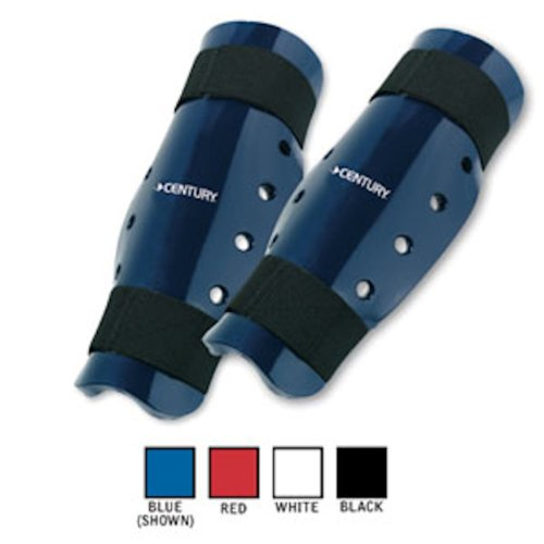 Century Student Shin Guard black youth (Century Karate Sparring Gear compare prices)