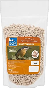 RSPB 550g Suet Nibbles with Mealworms