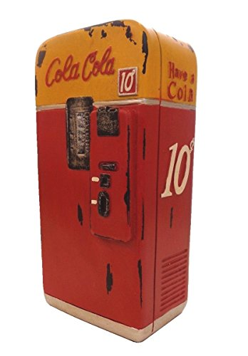 Vintage Cola Vending Machine Coin Bank (Money Vending Machine compare prices)