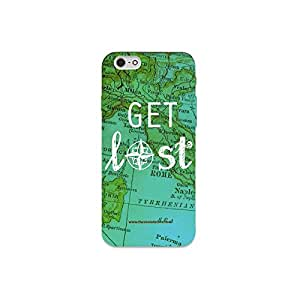 Get lost Iphone 5 Mobile Case by The Souled Store