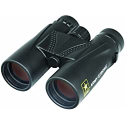 U.S. Army US-BW1042 10x42 Waterproof Binocular - Black