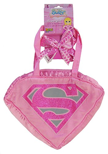 Supergirl - Purse & Hair Ribbons Set Child
