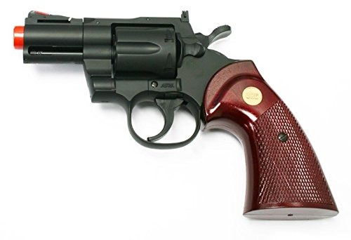 "939 UHC Revolver, 2.5"" Barrel airsoft gun"