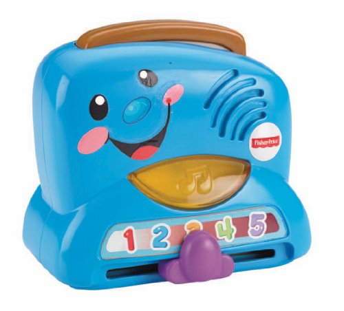 Fisher-Price Laugh & Learn Peek-a-Boo Toaster