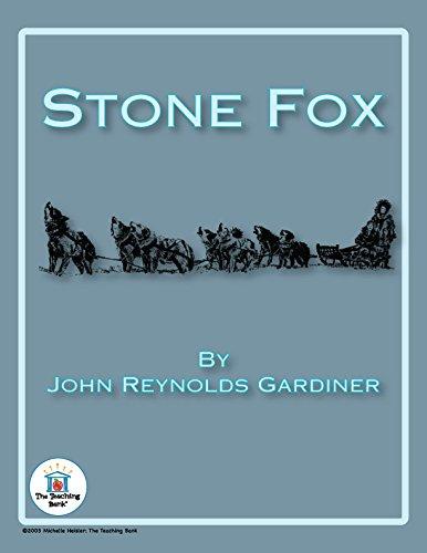 Stone Fox Novel Study Unit CD (Literature Unit Stone Fox compare prices)