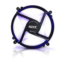 NZXT FAN-NT-LED-200-U FS200LED 200MM Silent Fan LED Blue