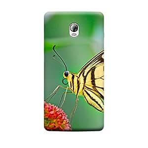 Ebby Premium Printed Mobile Back Case Cover With Full protection For Lenovo Vibe P1 (Designer Case)