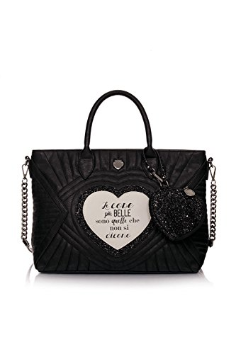 Borsa Shopping | Le Pandorine Matriosca | Belle | A/I 2016-17 | AI16DBC01958-Black