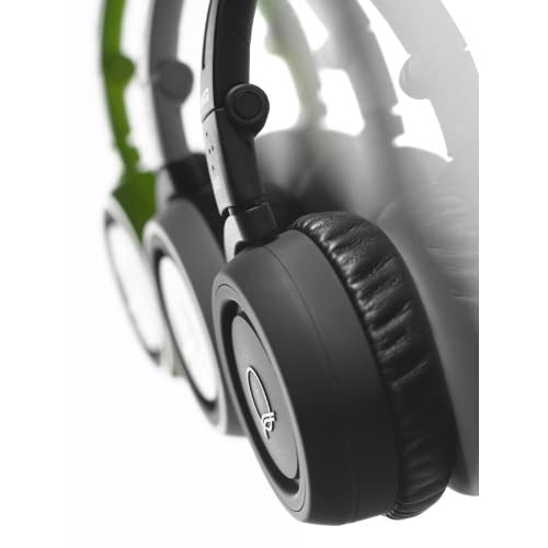 AKG オンイヤーミニヘッドホン Q460BLACKの写真02。おしゃれなヘッドホンをおすすめ-HEADMAN(ヘッドマン)-