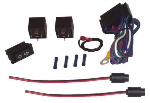 Wiring Switch & Relay Kit for Linear Actuators