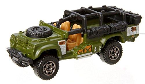 Matchbox Autos – 60. Jahrestag Sammlung – Sahara Survivor Land Rover In Grün jetzt bestellen