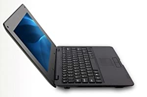 MKT TM - NEW SLIM (Black) 10 inch UMPC / Mini Netbook / Student Notebook / Android 4.1 OS + Firmwar Card