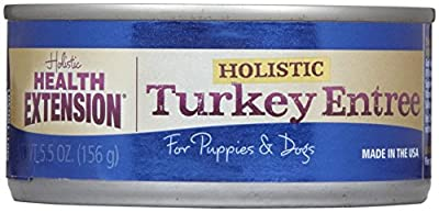 Health Extension Turkey Entree, 5.5-Ounce (pack of 24)