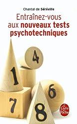 Entrainez Vous Nouveaux Test Psychotechniques (Ldp Loisirs Jeu) (French Edition)