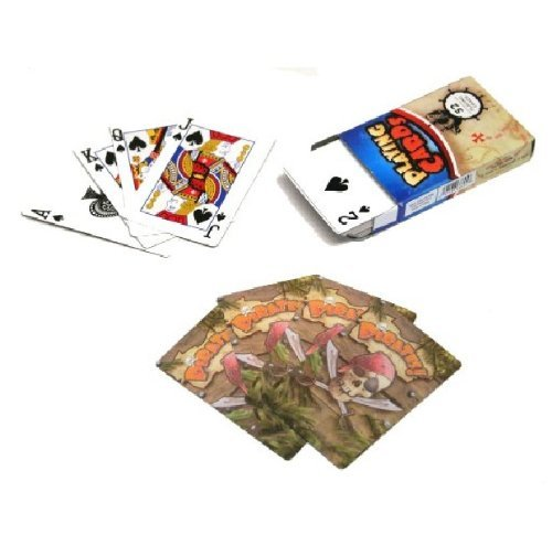 Deck of Pirate Themed Regulation Size Playing Cards