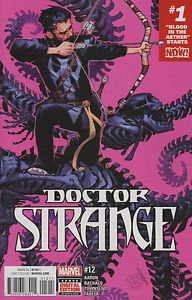 [New listingMarvel - Doctor Strange #12 - Regular Cover - Marvel Now! Tie-In] (Dr Strange Modern Costume)