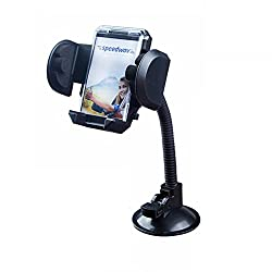 Speedwav Flexible Car Mobile Holder With Photo Frame for AC Vents/Dashboard/Windshield