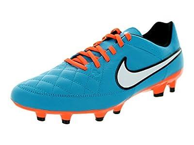 Nike Men's Tiempo Genio Leather FG Soccer Cleats