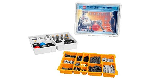 Lego Mindstorms Education NXT Base Set (9797) - Robotic Platform (Lego Robotics Nxt compare prices)