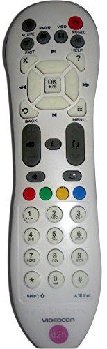 Videocon D2h Remote Control
