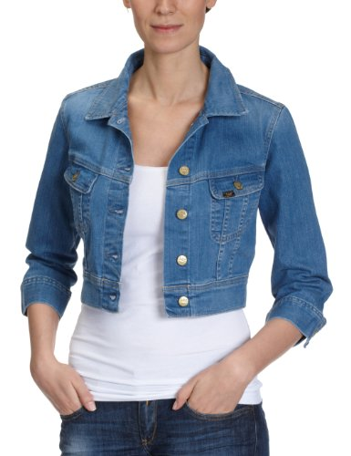 Lee Cropped Rider Women's Jacket Cropped Rider