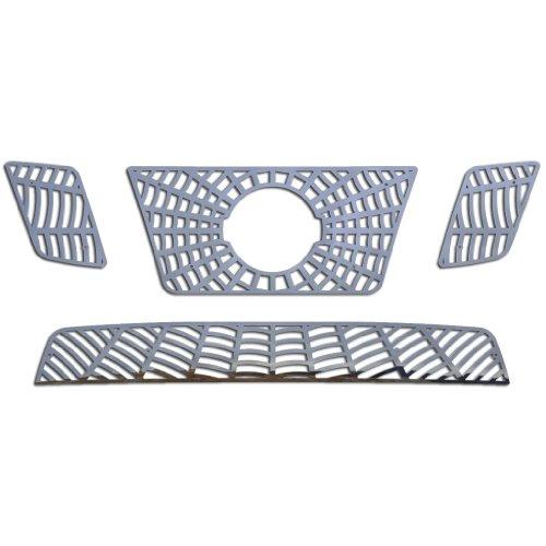 ferreus industries 2012 2013 nissan frontier spider web polished stainless grille insert trk 143 07 samonaononoaera google sites