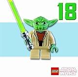 LEgo Carte danniversaire 18 ans Motif personnage Star Wars Lego