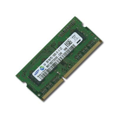 SAMSUNG Original RAM 2 GB PC3-10600 (1333 Mhz) DDR3 SO-DIMM f&#195;&#188;r MacBook Pro/ iMac/ Mac Mini