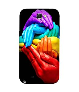 All In One Samsung Galaxy Note 2 Case