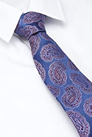 Autograph Pure Silk Italian Bates Tie