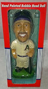 MLB Arizona Diamondbacks Luis Gonzalez Hand Painted Bobbing Head by Twins