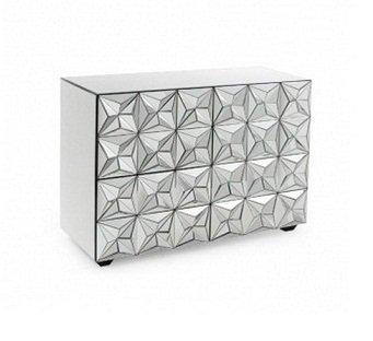 commode miroir barcelone - Miroir Design Pas Cher