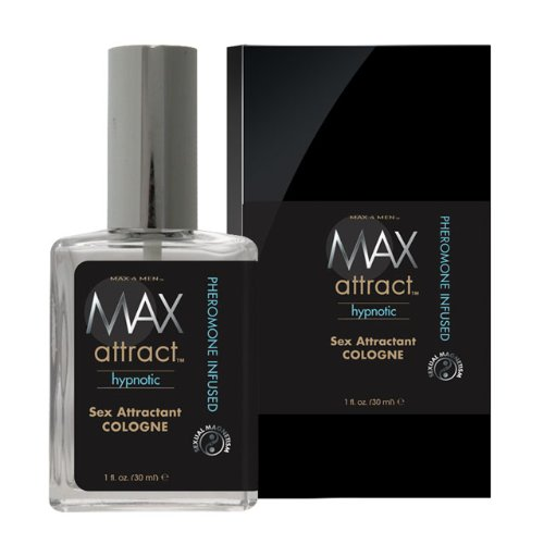California Exotics Max Attract Sex Cologne, 1 Ounce