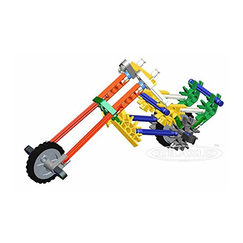 Together Building Toys Together Building Toys Mid Motorcycle (50-Piece)