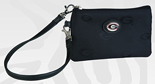 University of Georgia Wristlet - LIMITED EDITION Georgia Bulldogs Clutch Purse (Ga Bulldogs Phone Case compare prices)
