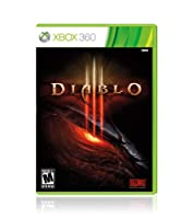 Diablo III - Xbox 360 by Blizzard Entertainment