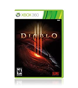 Diablo III - Xbox 360 by Blizzard Entertainment