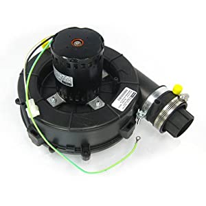 67k0401 Lennox Furnace Draft Inducer Exhaust Vent Venter Motor Oem Replacement